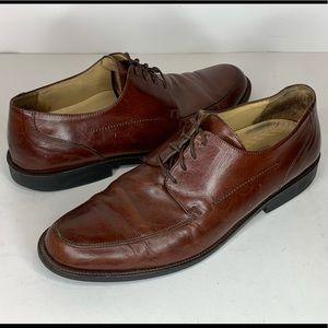 Johnston & Murphy Signature Mens 12M Leather Shoes